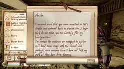 Bruin's Letter 1