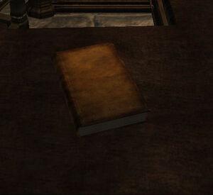 Tattered Journal