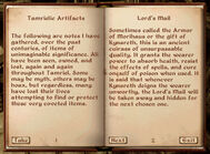 Tamrielic Artifacts (1)