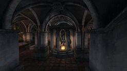 Master Ante Room Interior