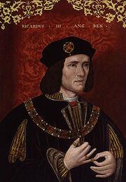 220px-King Richard III from NPG