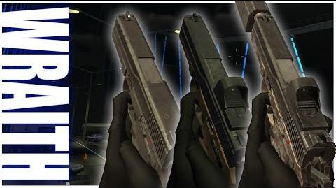 RC2 Wraith pistol Showcase