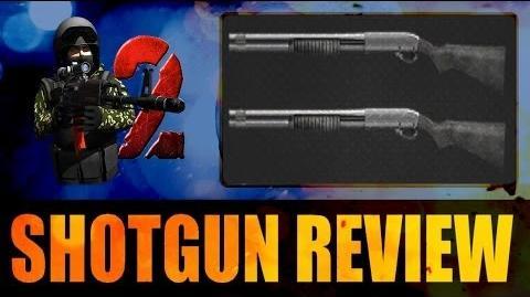 RC2 Shotgun Review Mosberg M500