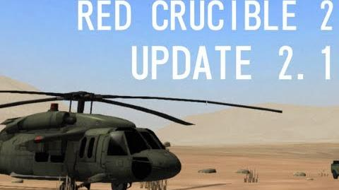 Red Crucible UPDATE 2.1α