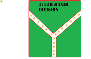 175th maxim division logo