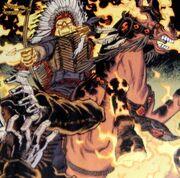 Ghost Rider (Native American) (Earth-616)