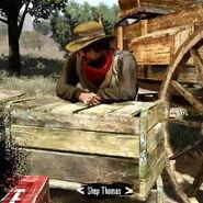 Shep Thomas