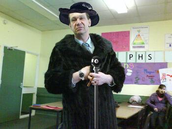 Mr D PHS