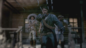 Rdr marston's old gang