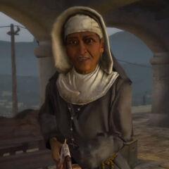 Madre Superiora Calderón