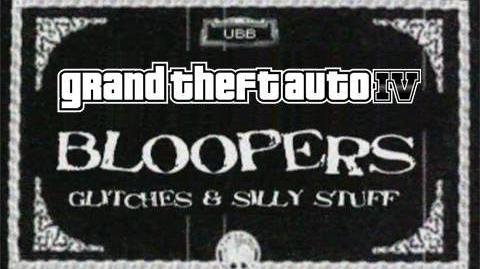 Bloopers, Glitches & Silly Stuff - GTA 4 Ep