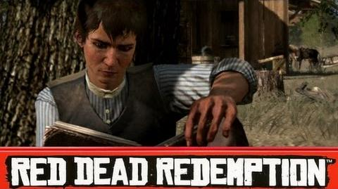 "Red Dead Redemption - Mission ""John Marston and Son"""