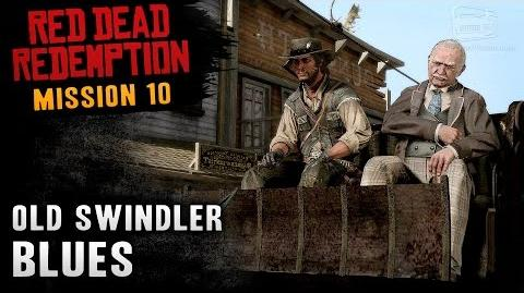Red Dead Redemption - Mission 10 - Old Swindler Blues (Xbox One)