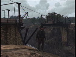 Butter Bridge Disrepair