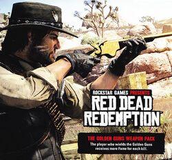 Red Dead Golden Guns