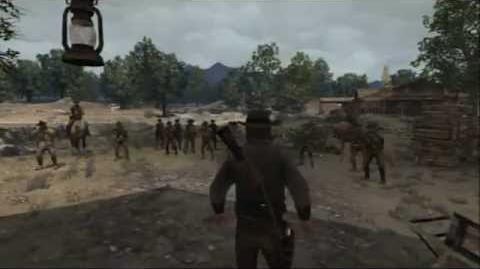 Red Dead Redemption -John Marston's Death