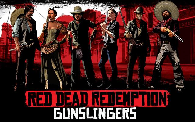 Rdr gunslingers app
