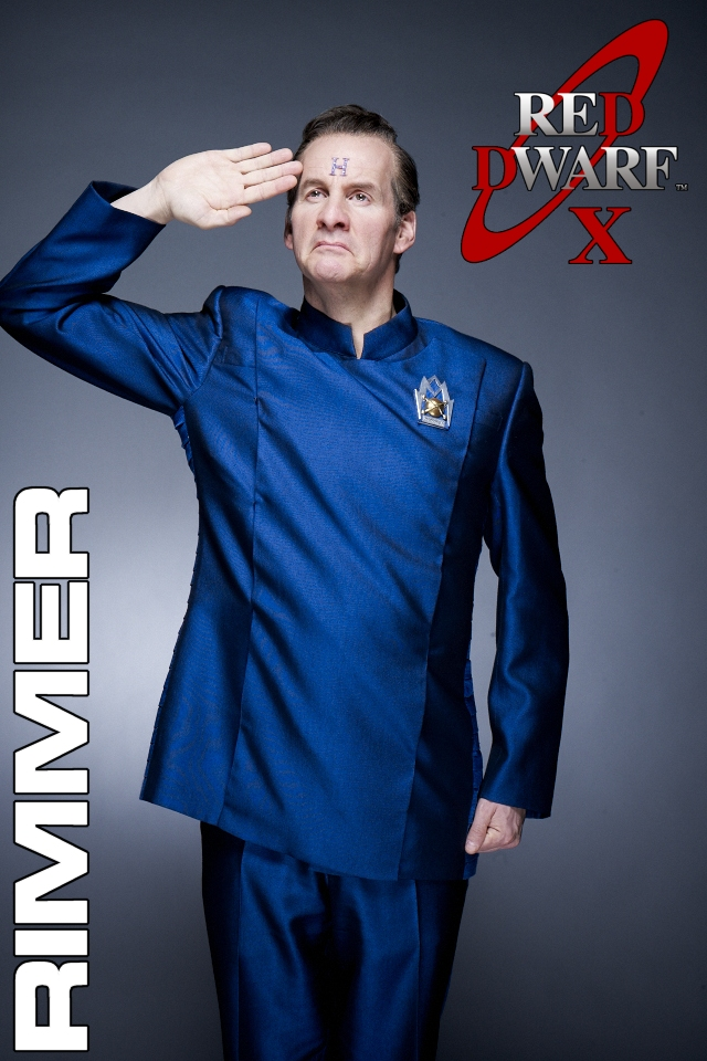 Arnold Rimmer | Tongue Tied | FANDOM powered by Wikia