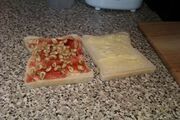 Wikia Red Dwarf - Sugar Puffs sandwich