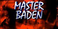 Master Baden