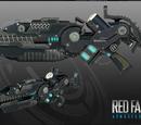 Red Faction Assault Rifle