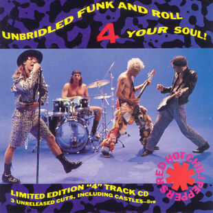 Unbridled Funk and Roll 4 Your Soul