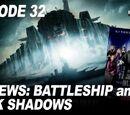 Battleship and Dark Shadows (3667)