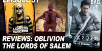 Oblivion and The Lords of Salem (5785)