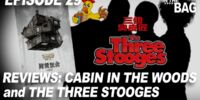 Cabin in the Woods and The Three Stooges (3342)