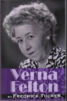 2010 Verna Felton book