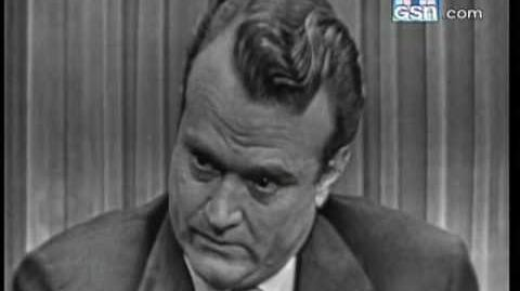 Red Skelton--What's My Line?-0