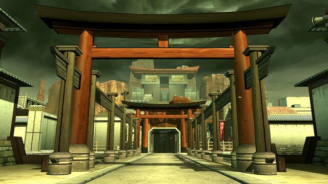File:Red steel gateway.jpg