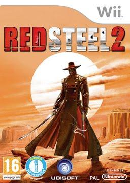 RedSteel2 Boxart