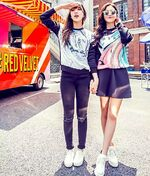 Wendy and Yeri for Meters