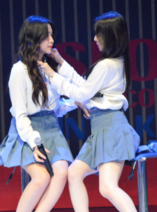 Irene and Yeri Seoul Talk Concert 2017