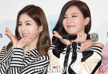 Irene and Seulgi Dream Concert Red Carpet