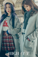 Irene and Joy October 2016 High Cut Magazine 3