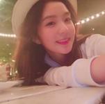 Irene on her birthday