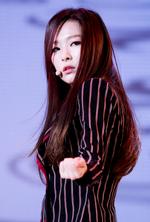 Seulgi performing Be Natural 5