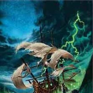 Full <i>Castaways of the Flying Dutchman</i> cover