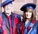 News:Brian Jacques receives Honorary Fellowship