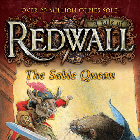US The Sable Quean Hardcover