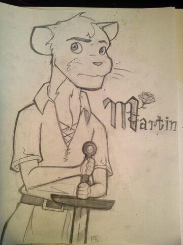 File:Martin the Warrior Cartoon.jpg