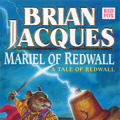 UK Mariel of Redwall Paperback