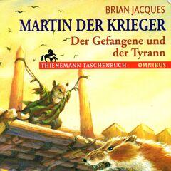 German Martin the Warrior Paperback Vol. 1