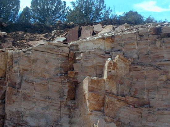 Quarry wallsmall