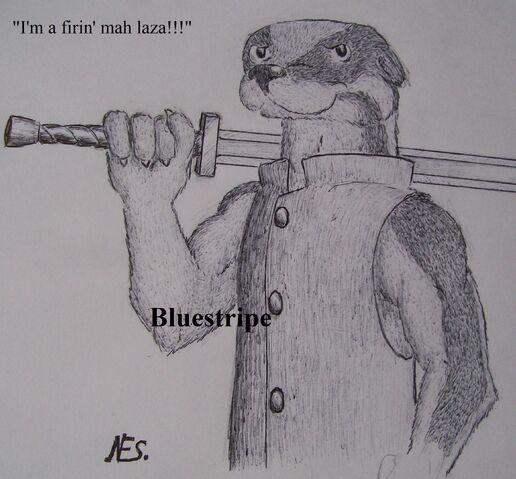 File:Bluestripe.JPG