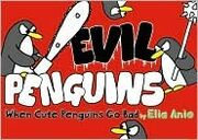 Evil penguins book-cover