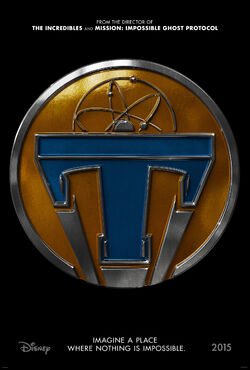 Tomorrowland Official Poster 001