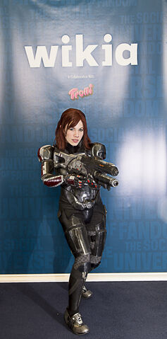File:Freya Willia - Commander Shepard.JPG
